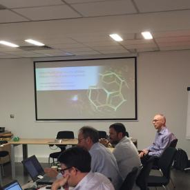 Integradde partners, Limitstate Ltd and ESI Group, at the AutomationML initiative worshop